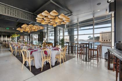 Cruise Bar Sydney Waterfront Wedding Venue