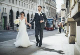 Banking Hall London City Wedding