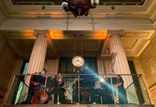 Banking Hall London Event Venue Music