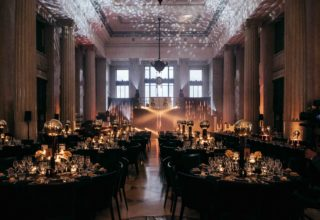 Banking Hall London Events Gala Corporate