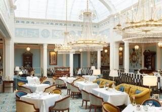 The Lanesborough London Celeste Restaurant Luxury Events