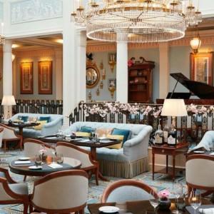 The Lanesborough London Celeste Restaurant