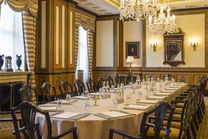 The Lanesborough London St Georges Room Corporate Meeting Venue