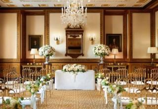 The Lanesborough London St Georges Room Wedding Ceremony