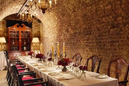 The Lanesborough London Wine Cellar Private Dining