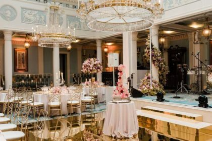 The Lanesborough Luxury Wedding Venue London