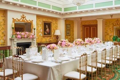 The Lanesborough Westminster Room Luxury Weddings