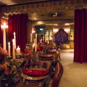 Victorian Bath House Bishopsgate London Events Venue