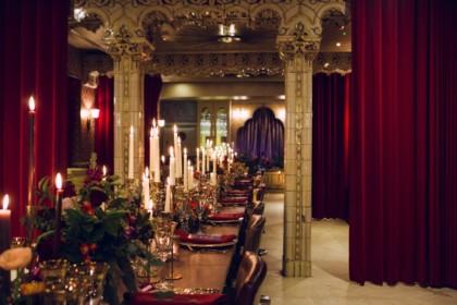 Victorian Bath House Bishopsgate London Private Dining Venue
