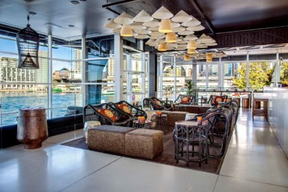 Cruise Bar Sydney Waterfront Venue Junk Lounge