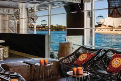 Cruise Bar Sydney Event Venue Junk Lounge - Opera House View