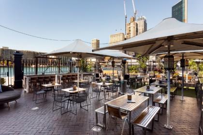 Cruise Bar Sydney Modern Event Venue Circular Quay