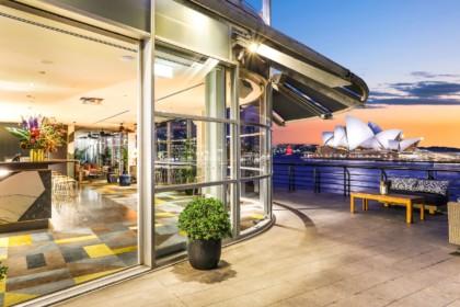 Cruise Bar Sydney Modern Waterfront Event Venue