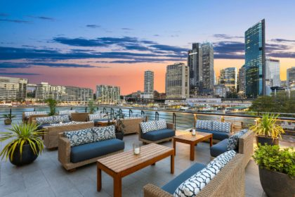 Cruise Bar Sydney Waterfront Rooftop Venue Circular Quay