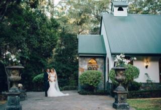 Coolibah Downs Private Estate Chapel Wedding Venue Gold Coast