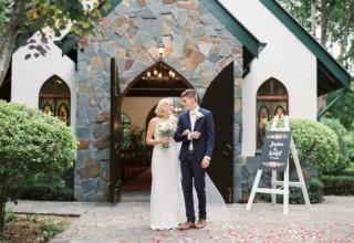 Coolibah Downs Private Estate Chapel Wedding Venue