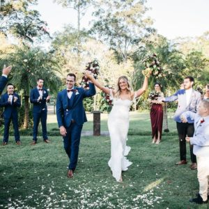 Coolibah Downs Private Estate Gold Coast Garden Wedding Venue