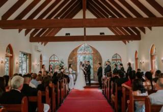 Coolibah Downs Private Estate Wedding Chapel