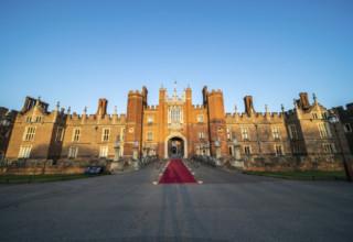 Hampton Court Palace private events venue near London
