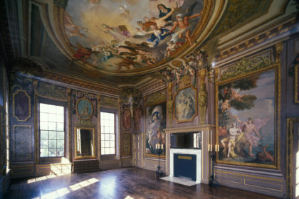 Hampton Court Palace Little Banqueting House Painted Room