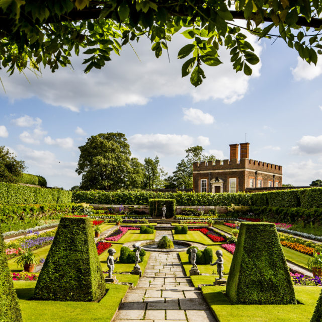 The Little Banqueting House at Hampton Court Palace private event venue near London