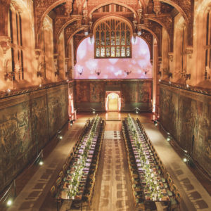 Hampton Court Palace private event and wedding venue near London Great Hall