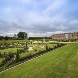 Hampton Court Palace Wedding Venue Grounds Exterior
