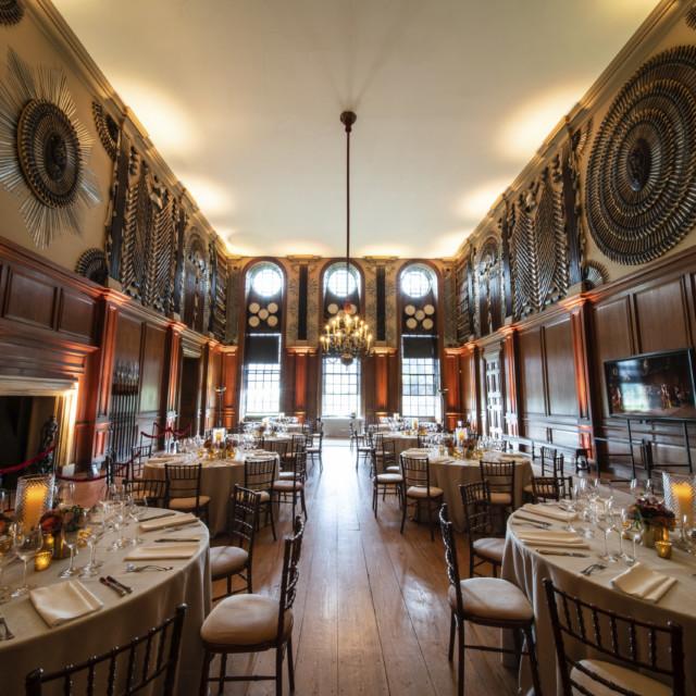 Hampton Court Palace Wedding Venue Kings Guard Chamber