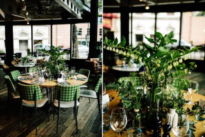 The Fable Drake & Morgan London Private Event Venue, Photo By Teddy Pig Photography