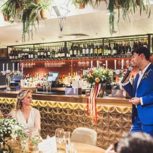 The Fable Drake & Morgan London wedding venue, Photo By Claire Penn Photography