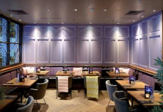 The Anthologist Drake and Morgan London Private Dining Venues