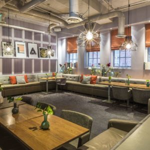 The Anthologist Drake and Morgan London Private Event Venue