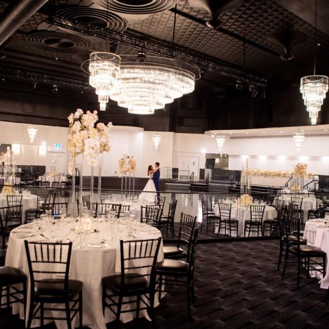 San Remo Ballroom Melbourne, Photo By Icon Wedding Photography