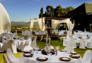 Estate Tuscany Hunter Valley NSW Outdoor Wedding
