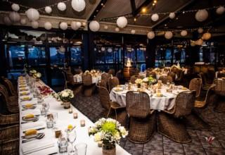 Tuscany Estate Hunter Valley Restaurant Wedding Reception