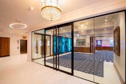 Butchers' Hall London Private Event Venue Reception Area