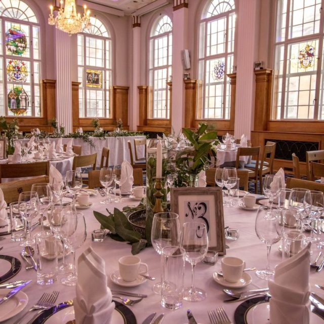 Butchers' Hall London Private Event and Wedding Venue Great Hall