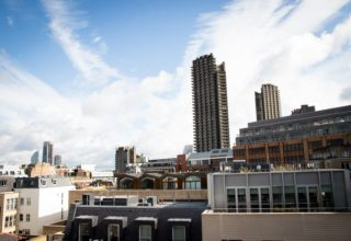 Butchers' Hall London Private Event Venue Rooftop Views