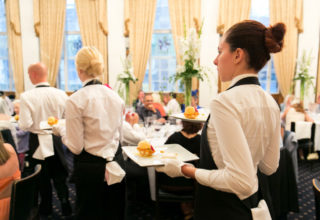 Butchers' Hall London Events Bovingdons Catering