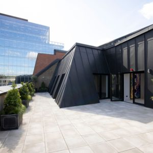 Butchers' Hall London Private Event Venue Rooftop Terrace