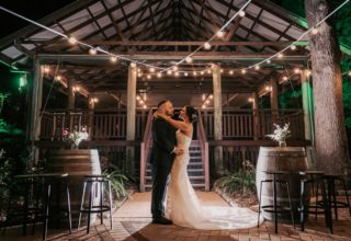 Bundaleer Rainforest Gardens Brisbane Wedding Venue Outside Treetops Room