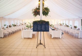 Bundaleer Rainforest Gardens Brisbane Wedding Venue Marquee
