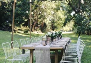 Bundaleer Rainforest Gardens Brisbane Wedding Venue Alfresco Garden