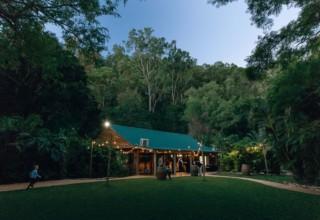 Bundaleer Rainforest Gardens Brisbane Wedding Venue Treetops Room Outside