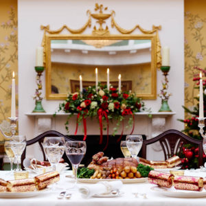 The Lanesborough London Luxury Hotel Private Dining Venue Christmas Party