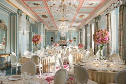The Lanesborough London Luxury Hotel Wedding Reception Venue Belgravia Room