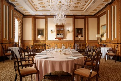 The Lanesborough London Luxury Hotel Corporate Meeting Venue St Georges Room