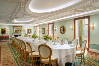 The Lanesborough London Private Event Hire Venue Wellington Room