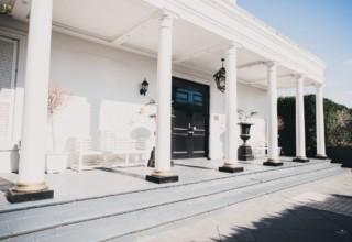 The Ivory Elsternwick Melbourne Wedding Venue Outside Area