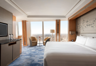 Shangri-La The Shard Hotel London City View Suite